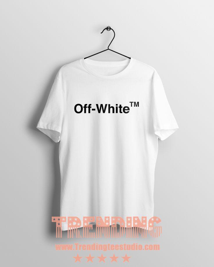 Off White Shirt Shirts Off White Off White For Men Off White T S Trendingteestudio In 2020 With Images Shirts White Shirt T Shirts For Women