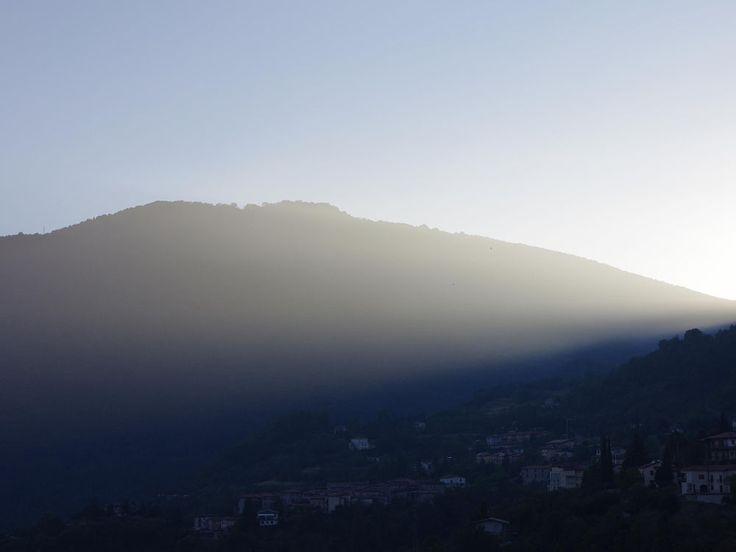 Sunset in Tignale