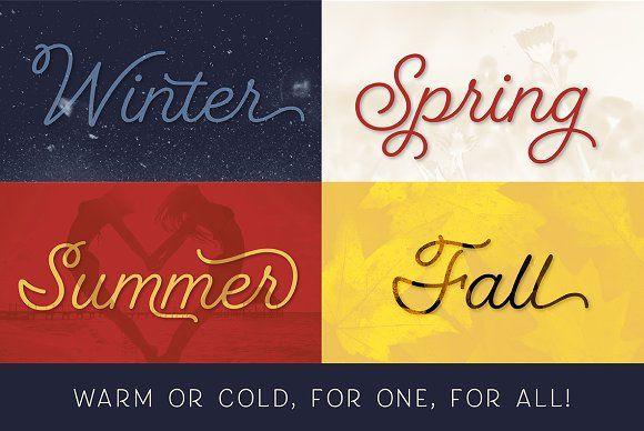 The Fairwater Collection by Laura Worthington on @creativemarket