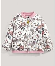 Girls Limited Edition Floral Jacket - New Arrivals - Mamas   Papas 777e50f25d