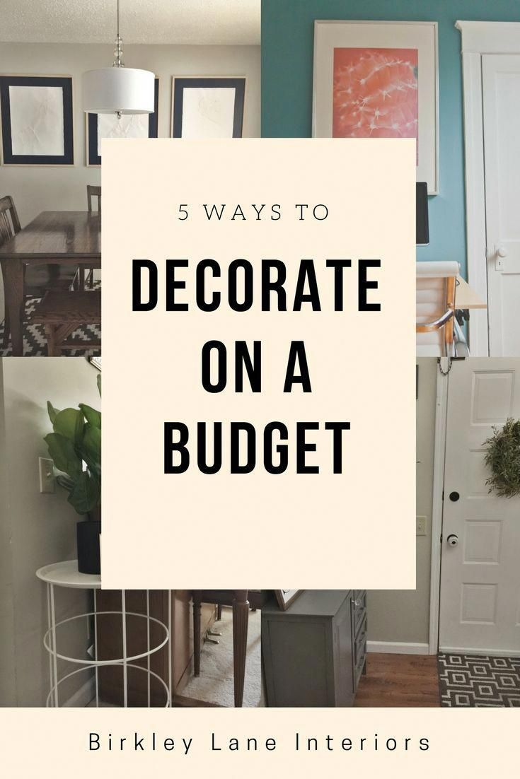 Get inspired and motivated to update your home the affordable way via birkleylane diyhomedecoronabudgetdecoration