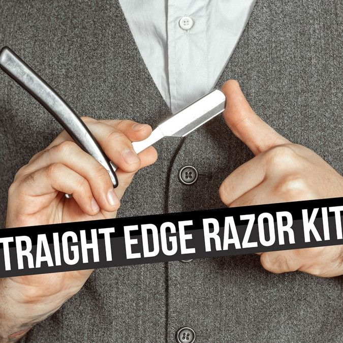 Hire freelance  Create Homepage banner for Cut Throat Razor Store by arafifiras Pinterest