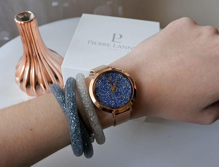 L'esprit d'une nuit étoilée dans une montre, par Pierre Lannier