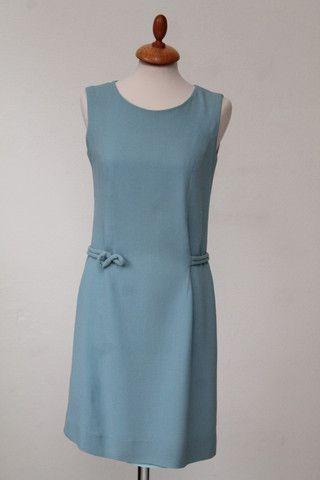 "Vintage kjole - ""Jackie Kennedy"" sæt 1960. Vintage tøj"