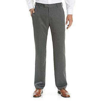 REACTION Kenneth Cole ® Men's Urban Heather Slim Fit Dress Pant