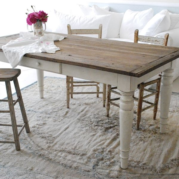 Shabby Chic Dining Room Table: 17 Best Images About Shabby Chic Christmas On Pinterest