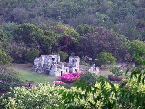 Sugar mill virgin islands
