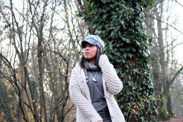 EIDesign Glamour: black soul experiment - street style