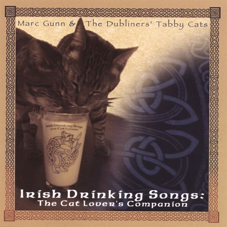 When Irish Eyes Are Smiling — Irish Drinking Songs: The Cat Lover's Companion — Marc Gunn & The Dubliners' Tabby Cats
