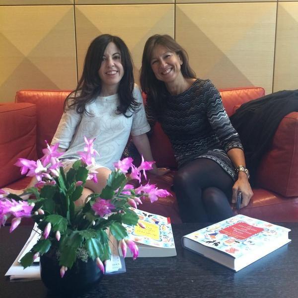 """Il mio incontro con Natalia Sanmartin Fenollera, giornalista e scrittrice spagnola che con """"Il risveglio della signorina Prim"""" (Mondadori), splendido romanzo d'esordio, ha conquistato un pubblico internazionale.  http://leultime20.it/natalia-sanmartin-intervista/"""
