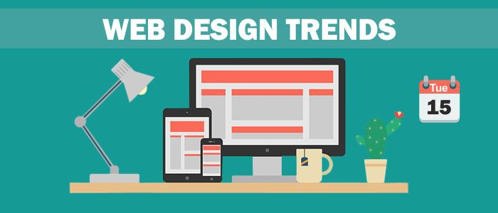Explore the World of Web Designing with New Trends