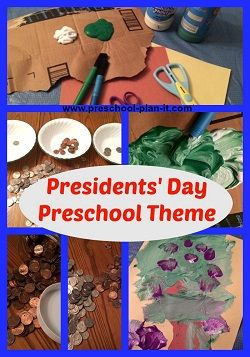Presidents Day Preschool Theme Presidents' Day is the 3rd Monday in February.  It is a day to celebrate the leaders of our country and learn a little about our U.S. history.  This Presidents Day Preschool Theme has 20+ activities and ideas for all areas of your classroom.