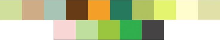 Ik wil deze kleuren in mijn website gebruiken, het zijn de kleuren van de natuur en Landschap Overijssel. Landschap Overijssel past goed bij de natuur en qua kleurgebruik moet je daar natuurlijk wel een goede balans in vinden :D