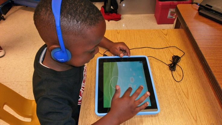 Resources for Using iPads in Grades K-2