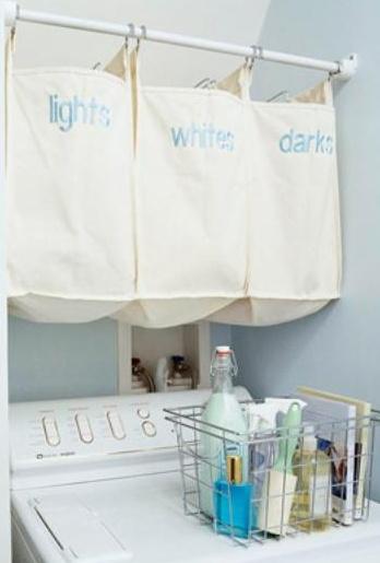 Laundry Storage (excelente idéia!!!)