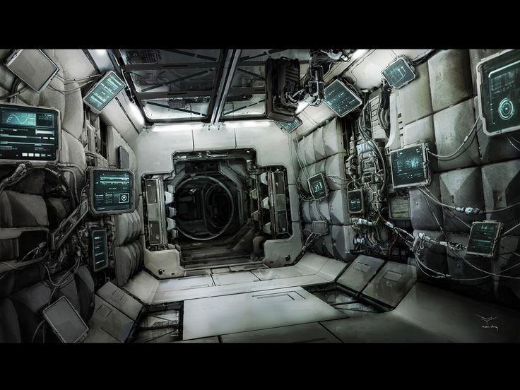 future spacecraft interior - photo #29