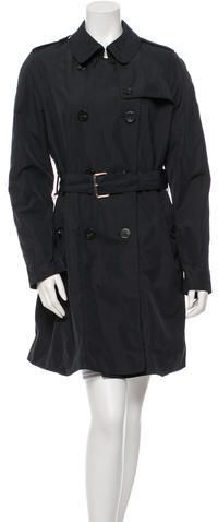 Moncler Lightweight Trench Coat