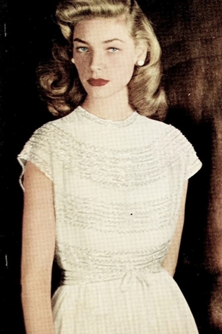 28 best Vintage Bridal Hair images on Pinterest | Classic hollywood ...