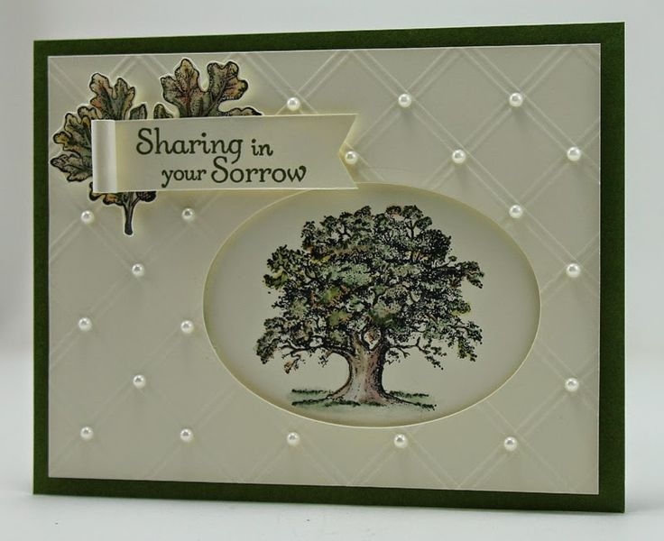 The Stampin' Schach: The Stamp Review Crew: Lovely As a Tree Edition