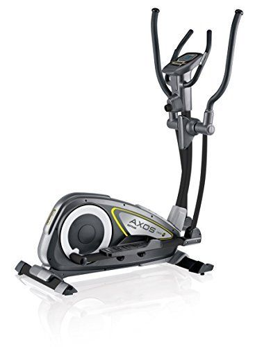 Product description    Product Description   Great value crosstrainer with smooth running magnetic brake system with 8 stages of resistance...