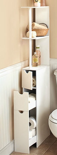 Delightful Tall Skinny Wooden Space Saving Storage Cabinets In Black Or White Over 4u0027  Tall |