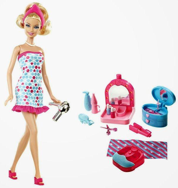 Barbie Ultimate Nail Dryer Set: 99 Best Bonecas Barbie Images On Pinterest