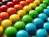 Taste the rainbow.....