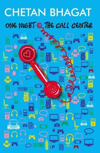 One Night at the Call Center by Chetan  Bhagat, http://www.amazon.com/dp/B00DBTMZVY/ref=cm_sw_r_pi_dp_V2-qtb1PX4WEH