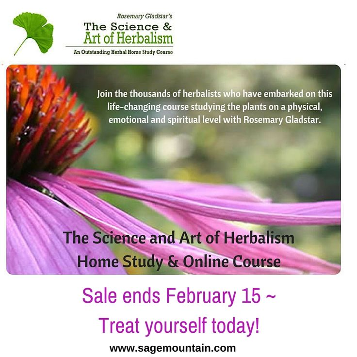 The Science & Art of Herbalism: Online Course, 133 ...