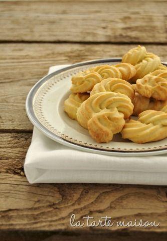 Biscotti farro e miele | La tarte maison