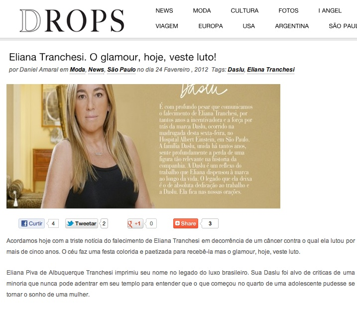 http://www.dropsmagazine.com.br/news/eliana-tranchesi-o-glamour-hoje-veste-luto/