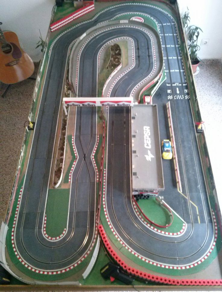 Best  Lane Slot Car Track