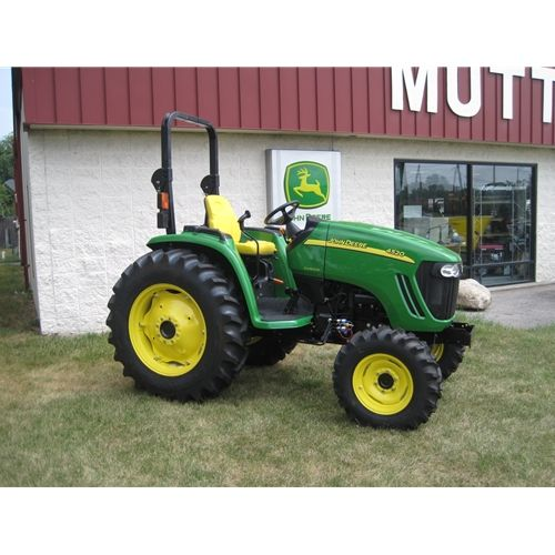 John Deere 4520 Compact Utility Tractor -- Check it out at: http://www.muttonpower.com/store/p-2607-john-deere-4520-compact-tractor.aspx