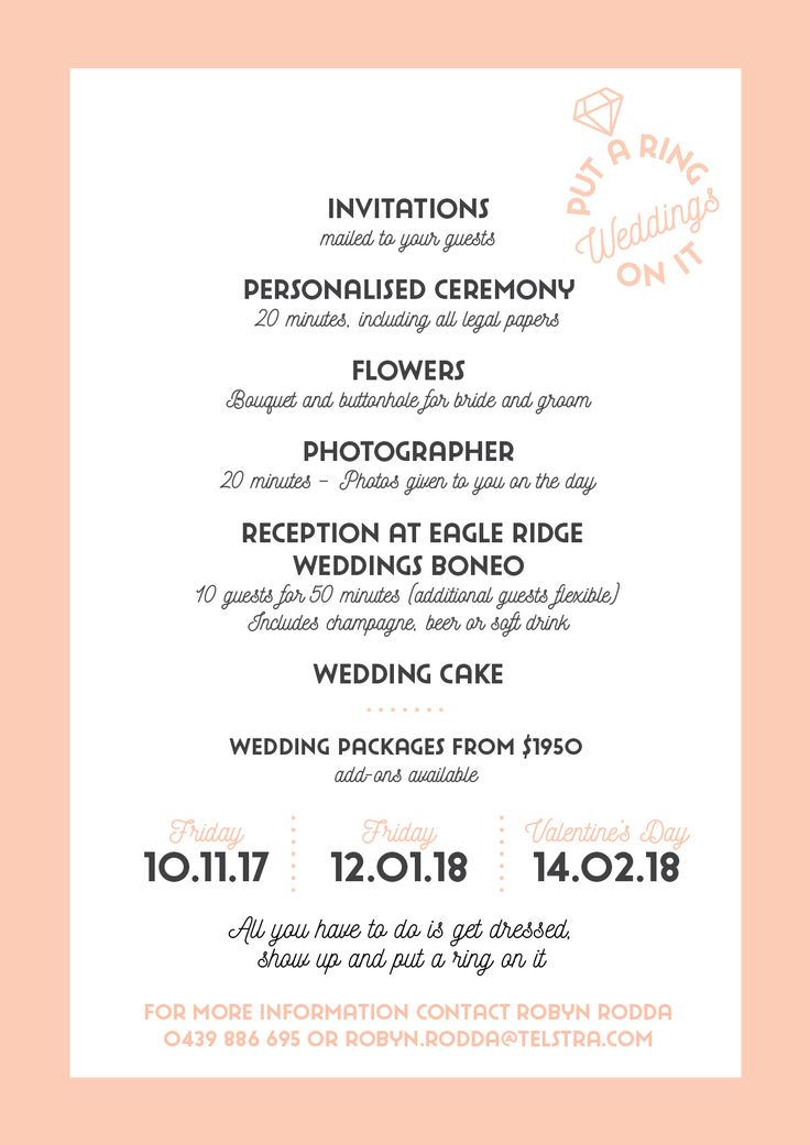 If you don't want to spend a fortune on your wedding, then this is for you!