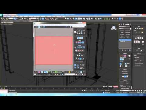 An Introduction To UVMapping In 3d Studio Max Using The Unwrap UVW Modifier, Part 2