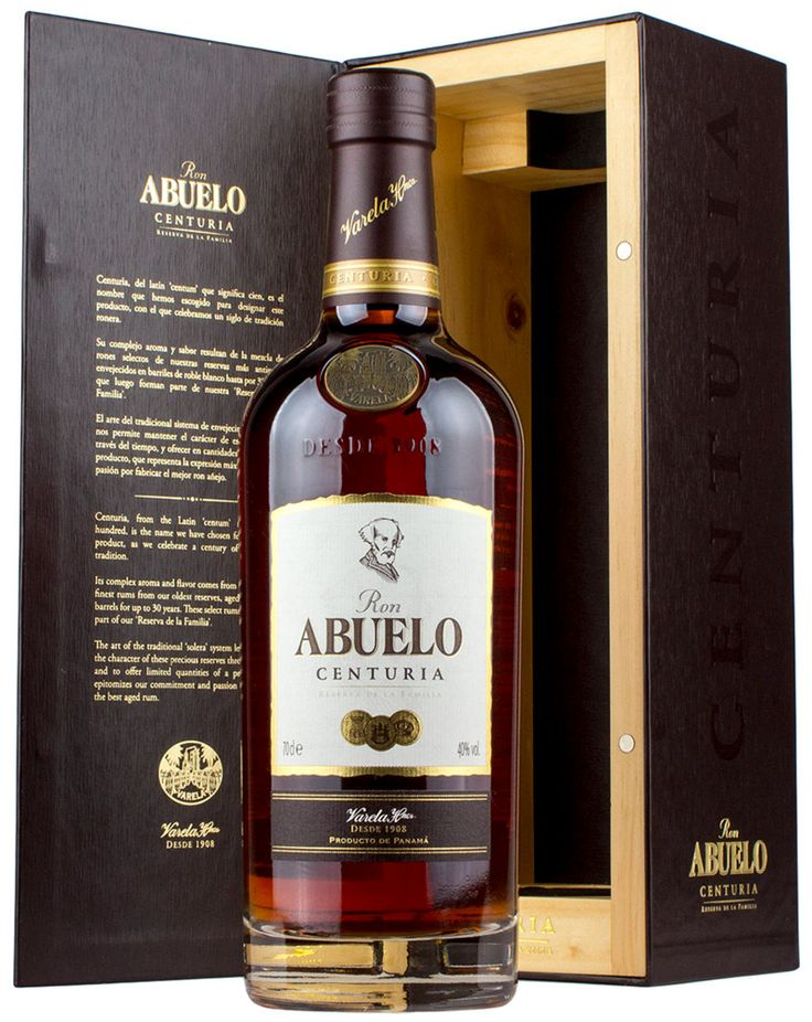 Top rum from the Panama company, a must to taste - top class 10/10
