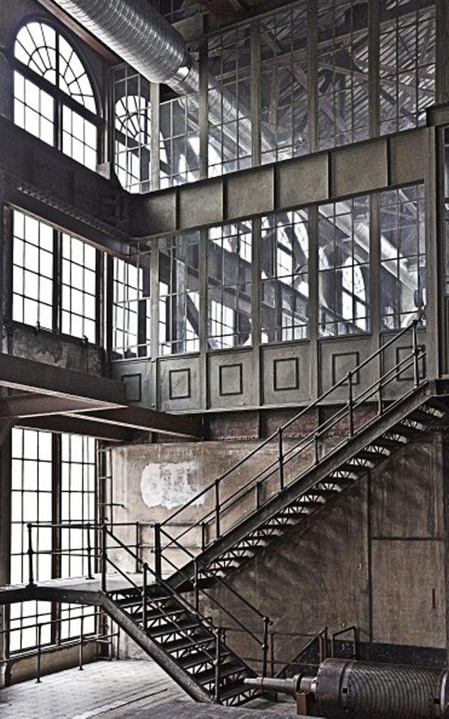21 best Loft images on Pinterest Industrial loft, Industrial