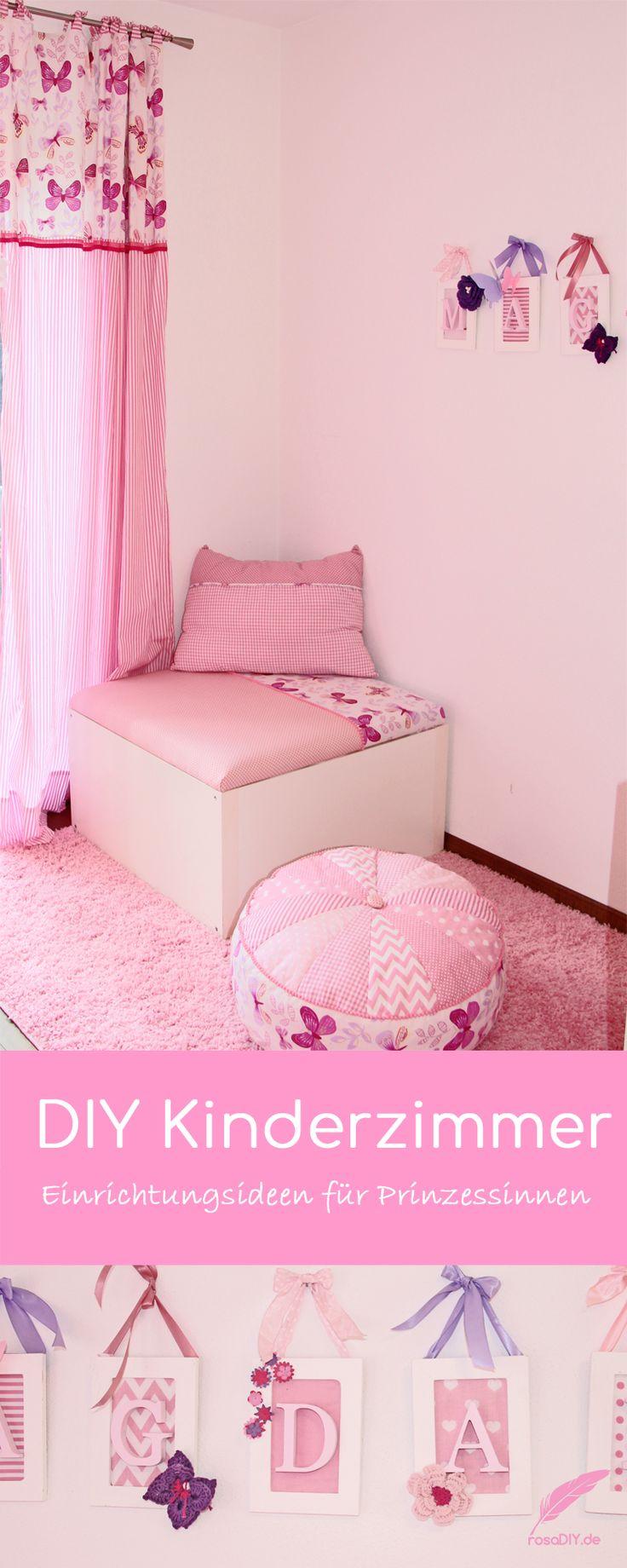 145 besten kinderzimmer rosa pink bilder auf pinterest for Kinderzimmer rosa
