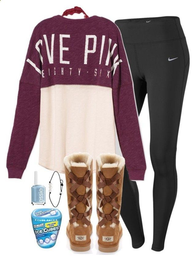 Secret Obsession - in case you cant tell, im obsessed w/ Victorias Secret shirts by elizabethannee ❤ liked on Polyvore featuring NIKE, Free People, Victorias Secret PINK, UGG Australia and Essie  - His Secret Obsession.Earn 75% Commissions On Front And Backend Sales Promoting His Secret Obsession - The Highest Converting Offer In It's Class That is Taking The Women's Market By Storm