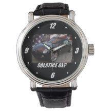 2008 Solstice GXP Wrist Watch