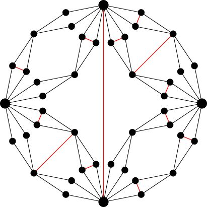 Fractal scale-free networks resistant to disease spread - IOPscience