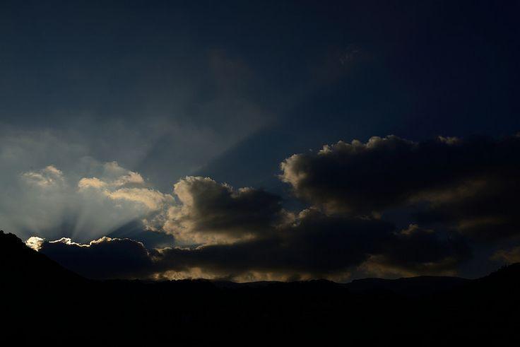 Just another Ikarian sunrise, November 3, 2014