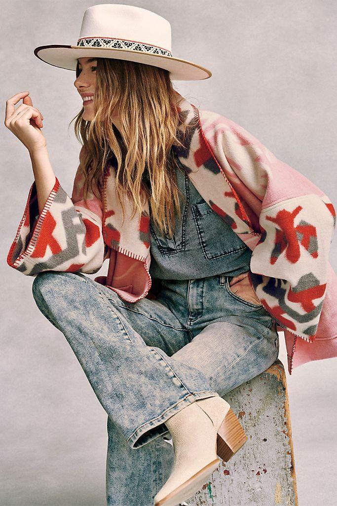 Heidi Kimono Jacket in 2020 Kimono jacket, High waisted