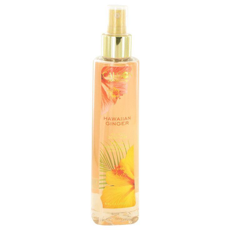 Calgon Take Me Away Hawaiian Ginger Perfume by Calgon 8.0 oz Body Mist