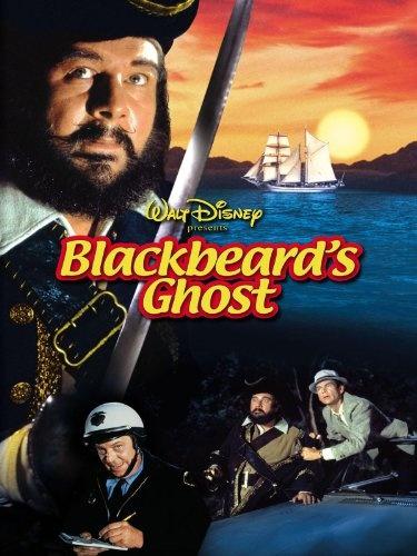 Blackbeard's Ghost (1968) - Peter Ustinov, Dean Jones, Suzanne Pleshette, Elsa Lanchester, Elliott Reid