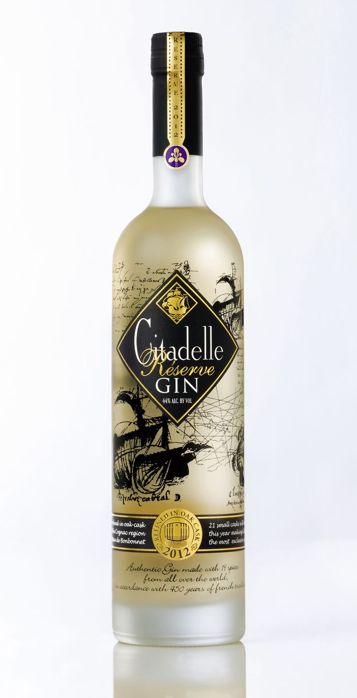 Citadelle Reserve Gin PD ginfusion