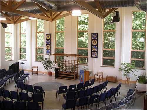Unitarian Universalist Fellowship of Wayne County Church meets gold standard for green buildings