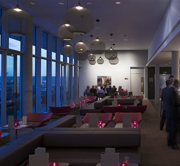 Sky Lounge at Doubletree