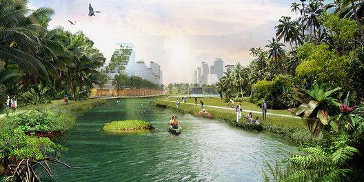 Winning Proposal to Define Jurong Lake District as Singapores Newest Business Hub