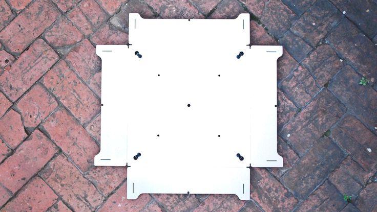 Fairmount Living Tiles, Shift Space Design - Philadelphia, PA